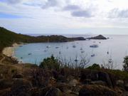 Bay in St Barths